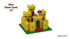 Lego Micro Classic Castle Set 375