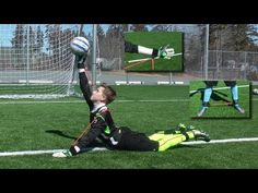 ▶ Goalkeeper Training - Explosive Movement - SeriousGoalkeeping.net - YouTube