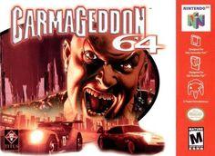 Carmageddon 64 for Nintendo 64 @ http://www.thegamingwarehouse.com/carmageddon-64-for-n64-cartridge-only/