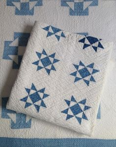 Plenty of blue and white quilts in stock. 2019 Plenty of blue and white quilts in stock. More The post Plenty of blue and white quilts in stock. 2019 appeared first on Quilt Decor. Old Quilts, Antique Quilts, Star Quilts, Mini Quilts, Vintage Quilts, Quilt Blocks, Quilt Baby, Quilting Projects, Quilting Designs