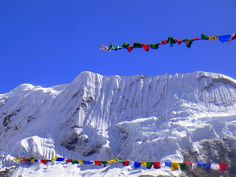 Island Peak basecamp - Nepal
