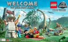 Welcome to Jurassic Park Video Game LEGO Jurassic World Lego Dinosaur Wallpaper Lego Jurassic World Game, Jurassic World Trailer, Jurassic Movies, Jurassic World 2015, Jurassic Park Video Game, Jurassic Park Lego, Lego Wallpaper, Dinosaur Wallpaper, Godzilla