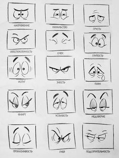 Animation mouth shapes for phonemes and phonetics of the
