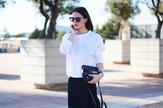 Fashionvibe » Zina Charkoplia Fashion Blog » Midi