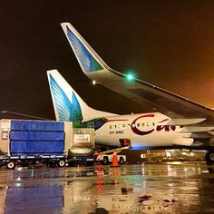 70 best ground handling images on pinterest airplanes apron and caribbean b737 800 rampagenthuggins fandeluxe Images