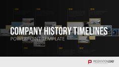 Company History Timelines
