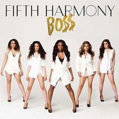 Fifth Harmony: Bo$$ (CD Single) - 2014.
