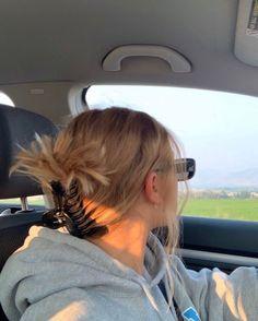 Aesthetic Hair, Summer Aesthetic, Hair Inspo, Hair Inspiration, Lange Blonde, Foto Casual, Insta Photo Ideas, Dream Hair, Pretty Hairstyles