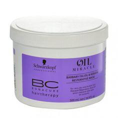 Schwarzkopf BC Bonacure Oil Miracle Barbary Fig & Keratin Mask - 500ml Maska na vlasy