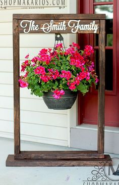 Custom Plant Stand- Hanging Planter, Plant Hanger Decor