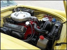 1955 Ford Thunderbird Convertible  292/198 HP, Automatic