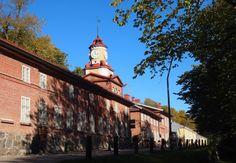 Päiväretkikohde: Fiskarsin Ruukki, Raasepori. Kuva: Mia Halmén