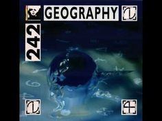 Front 242 - Geography (Full Album/Reissue) Front 242, Music Games, Music Industry, New Wave, Geography, Devil, Cover, Albums, Books
