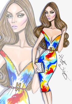'She Lives For Applause' by Hayden Williams