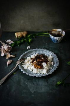 La Cocina de Carolina: Pollo marinado estilo japonés