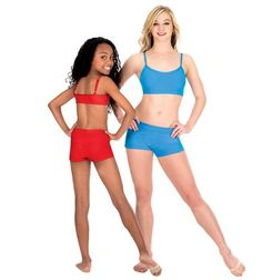 Dance Clothing Shop offers womens and girls bottoms from such name brands as: Capezio, Pizzazz, Trienawear, and American Apparel. Tight Tank Top, Dance Shorts, Boy Cuts, Dance Tops, Girl Bottoms, Dance Outfits, Bra Tops, American Apparel, Bikinis