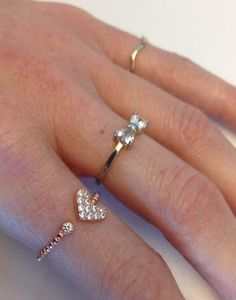 Hearts & Bows დ  want this bow ring so bad if anyone knows where to find!?