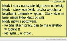 Weekend Humor, Very Funny Memes, Text Memes, Funny Stories, Motto, Texts, Haha, Jokes, Polish
