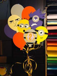 Despicable Me Minion Birthday Party Door Sign