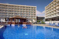 DONDE Y COMO: HOTEL MELIA COSTA DAURADA en Salou, un lugar para descansar y disfrutar