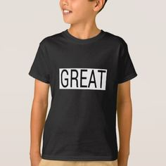 Great T-Shirt - black and white gifts unique special b&w style