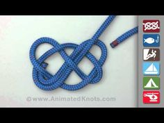 Celtic Knot | How to Tie a Celtic Knot    http://www.animatedknots.com/celtic/index.php?Categ=decorative=LogoGrog.jpg=www.animatedknots.com