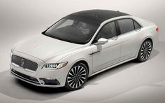 2018 Lincoln Continental Concept, Price and Pictures - http://www.carmodels2017.com/2016/07/11/2018-lincoln-continental/