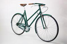 Donhou Emerald Town Bike