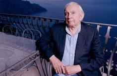 Gore Vidal in Italy.  What a great loss to letters and intellectual discourse.