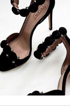 sneakers and pearls, black Alaia heels, sexy is back, trending now.jpg