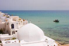 Hammamet, Tunisia.  I've been here!