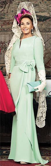 """mint with """"tocado"""" by Valentino"""