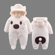 Madou - Fleece Hooded Padded One-Piece Newborn Girl Dresses, Newborn Boy Clothes, Baby Girl Romper, Newborn Outfits, Toddler Outfits, Baby Boy Outfits, Baby Dress, Newborn Clothing, Baby Doll Accessories