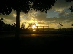 E o sol sugou o céu