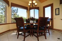 Big Bear Cabin #15 Waterscape Estate 5Bed/4.5 Bath To Book call (310) 800-5454 or click the image! #BigBear #vacation #lake #breakfast