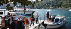 I gruppi turistici di adulti e scolaresche visitano le isole borromee del lago maggiore tutti i giorni con il servizio pubblico non di linea www.isolelagomaggiore.com