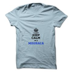(Tshirt Great) I cant keep calm Im a MISURACA [Top Tshirt Facebook] Hoodies