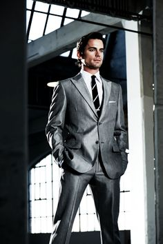 Matt Bomer (: I know I already have one of him here, but this is too good not to repin.