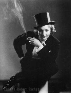 Eugene Robert Richee - Marlene Dietrich