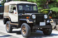 mitsubishi jeep j55