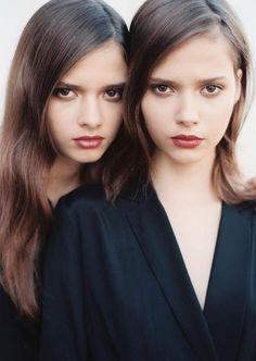 Soft make up Anna & Sonya Kupriienko