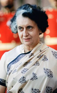 Indira Gandhi, Indian politician who served as prime minister of India from 1966 until 1977 and from 1980 until when she was assassinated. She was the first woman to serve as the country's prime minister. Learn more about Gandhi's life and career. Indira Gandhi, Malala Yousafzai, Charles Manson, Jodie Foster, Marie Curie, Margaret Thatcher, First Prime Minister, Premier Ministre, India First