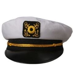 BESTSELLER! Captains Hat - Skipper Your Own Kon Tiki Raft !!! $5.00