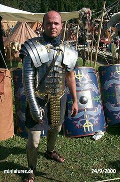 Roman Legionary, Dacian Wars