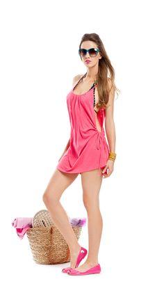 noidìnotte Collezione Spring/Summer 2012  € 13,90  ABITINO DONNA FREAK BRETELLINA   #pigiama #easywear #look