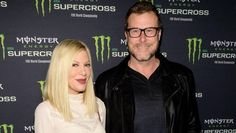 Tori Spelling Baby Boy Beau Born, Welcomes Fifth Child With Dean McDermott #Entertainment #News