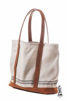 Free Style Linen Leather Bag Women Tote Beach Handbag Messenger Ping Diaper Handbags