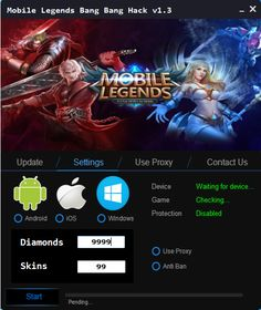 If you want to be the best player than try now Mobile Legends Hack Skins and Diamonds because will make you stronger. Cheat Online, Hack Online, Miya Mobile Legends, Alucard Mobile Legends, Legend Games, Play Hacks, Mobile Legend Wallpaper, First Video Game, App Hack