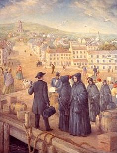 February 17: Foundation of the Sisters of Charity of Halifax #famvin