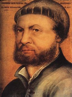 Artists Who Died Before 50:  Hans Holbein the Younger
